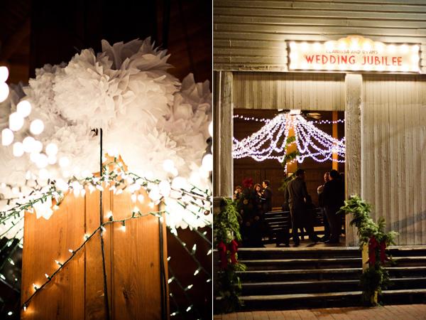 boda-navidad-pompones-luces