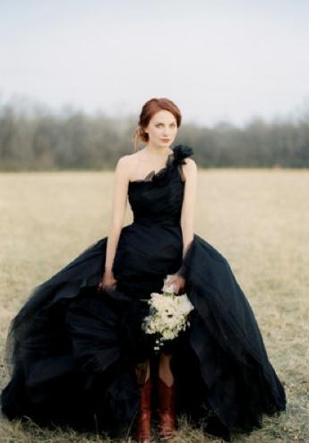 vestido-novia-negro