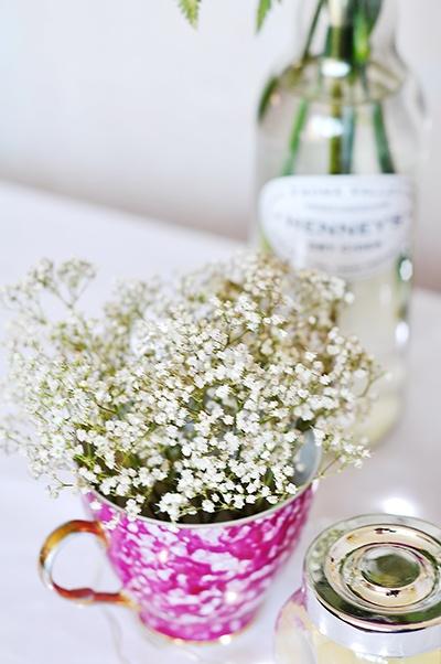 En la decoraci n de tu boda tazas y teteras vintage for Decoracion con tazas de cafe