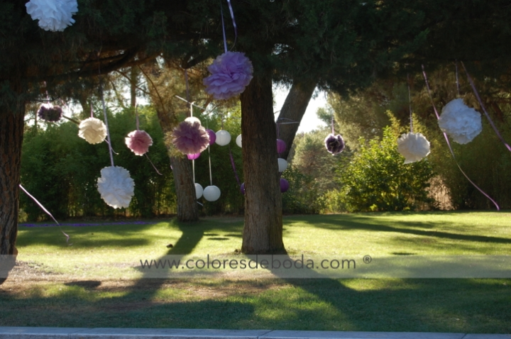 pompones-papel-3-coloresdeboda