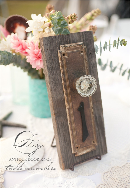 door-knob-table-numbers