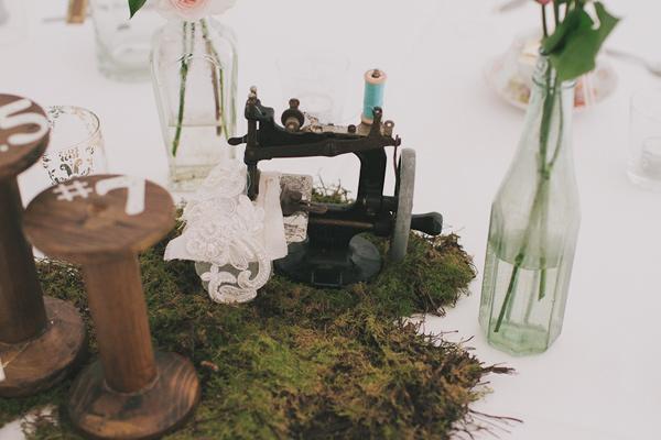boda-centros-mesa-vintage