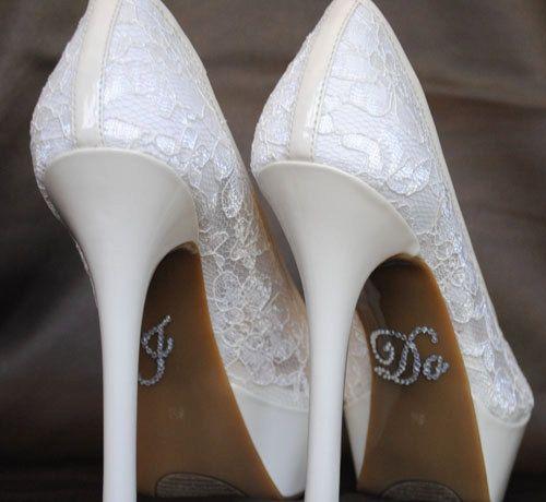 personaliza tus zapatos de novia – colores de boda