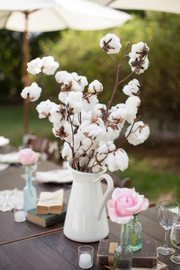 colores-de-boda-centro-mesa-flores-algodon
