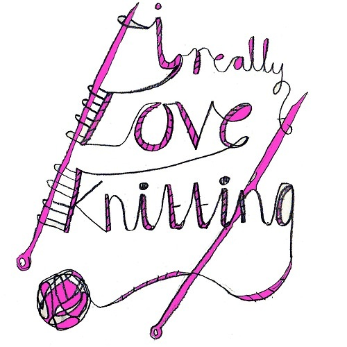 love-knitting