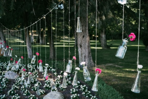 decoracion-bodas-madrid-fincas-las-rozas-suspendida-botellas