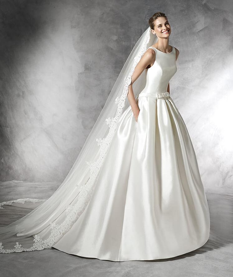Imagenes vestidos de novia pronovias