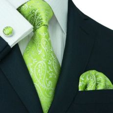 colores-de-boda-corbata-novio-greenery-color-pantone