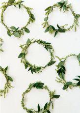 colores-de-boda-tiara-color-greenery-hojas